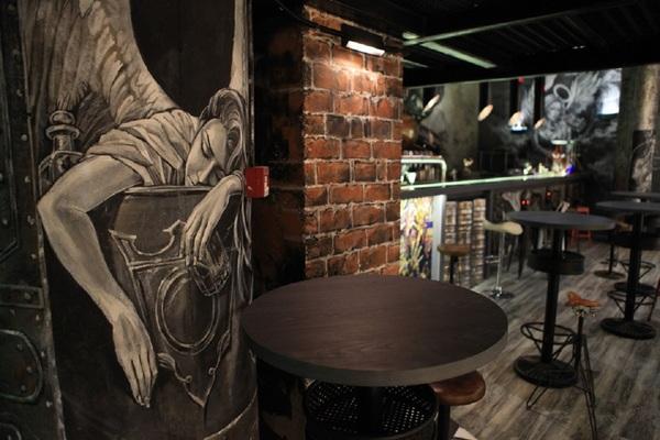 Необычные бары